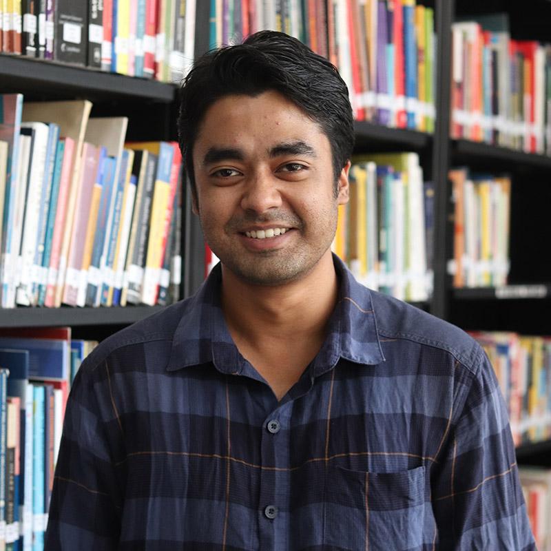 Alokesh Sharma