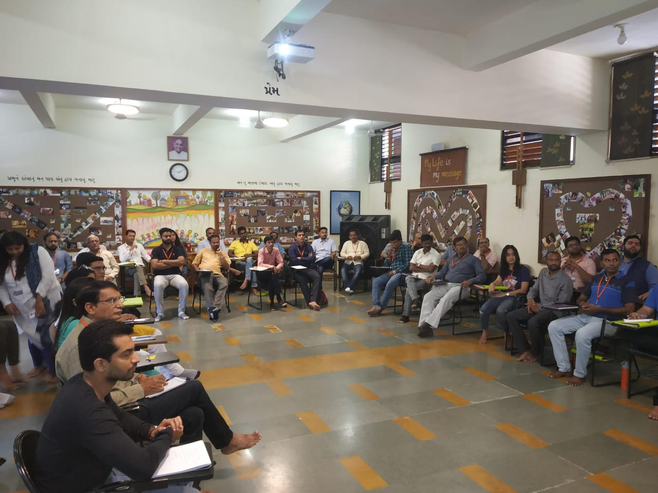 Change Leaders Group Session(4)