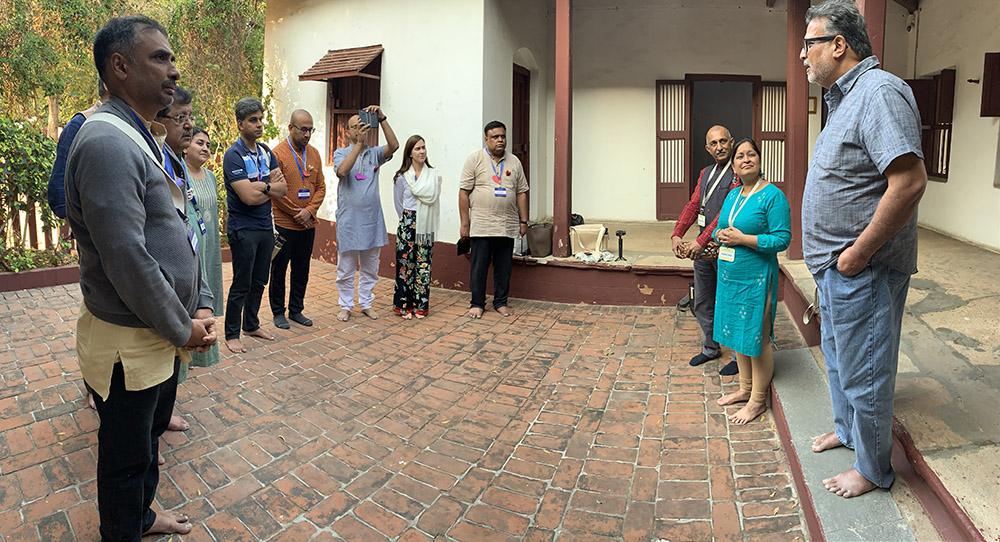 Group Session Lead Like Gandhi