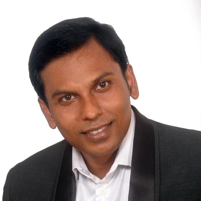 Krishna Prasad (KP)