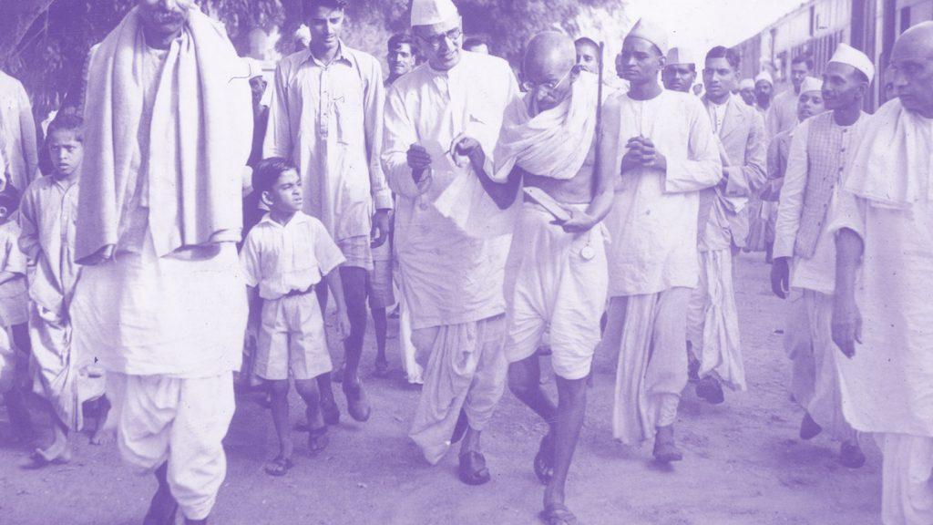 Lead Like Gandhi