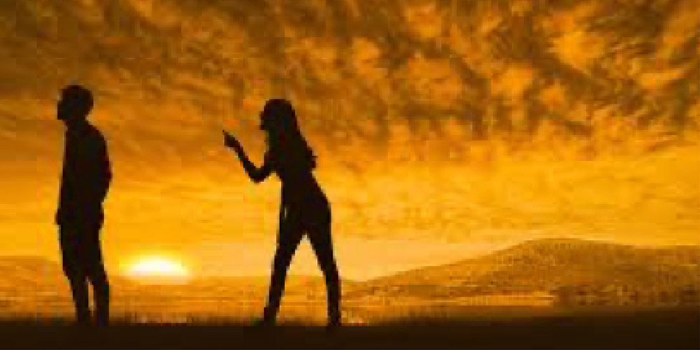Moving From Anger to Your Being
