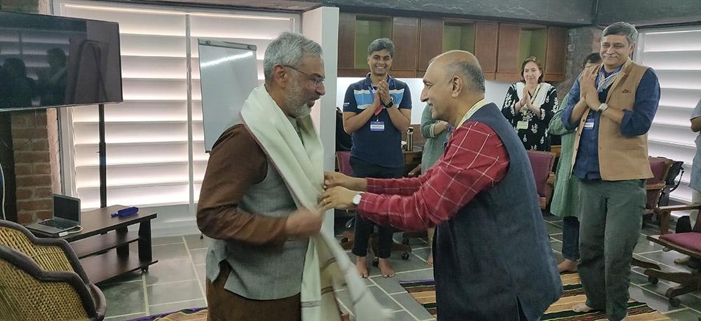 Sacredness - Lead Like Gandhi Fellowship