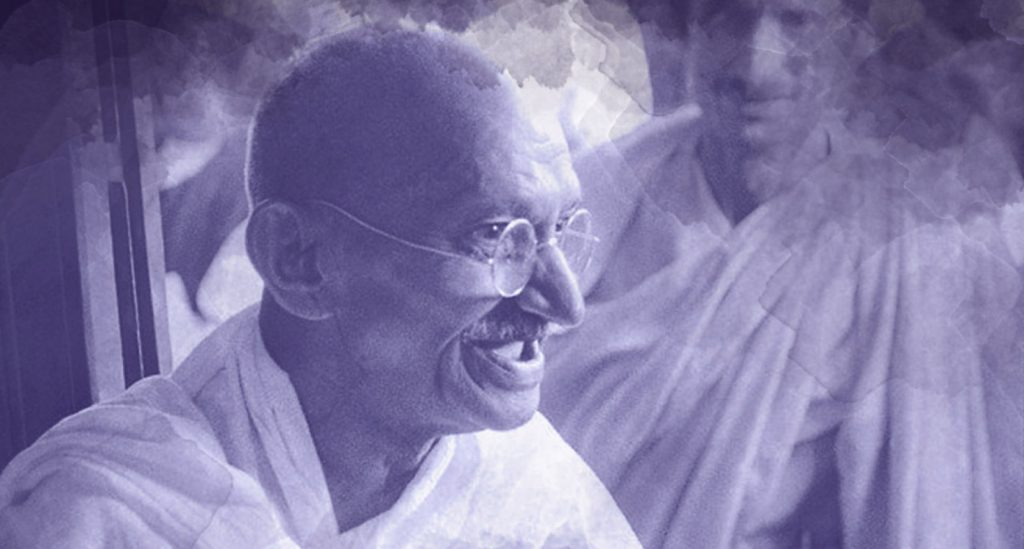 Lead Like Gandhi X